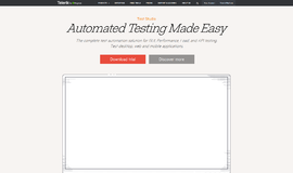 Telerik Test Studio Test Automation App