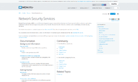 NSSNetwork Security Services Cryptographic App