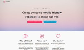 Mobirise Website Builders Tools App