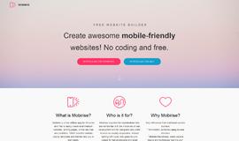Mobirise Website Builders Tools App